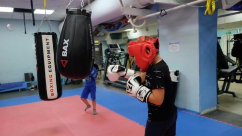 Групповые занятия по Боксу